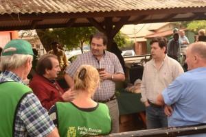 Los veinte años de la Feria Franca es un logro de los productores de toda la provincia