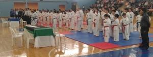 Realizaron torneo de escuelas de taekwondo en Posadas