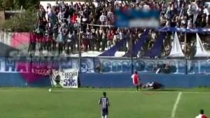 """Muerte en el fútbol: """"Fui a disputar la pelota, no tuve mala intención"""""""