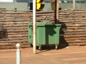 Más contenedores de residuos para Eldorado