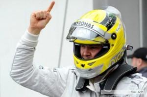 El alemán Nico Rosberg se quedó con el Gran Premio de España de la Fórmula 1