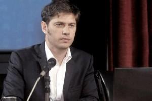 Axel Kicillof anunció una reducción en Ganancias para la escala de 15.000 a 25.000 pesos