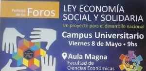 En Misiones el viernes se debatirá el proyecto de Ley de Economía Social y Solidaria
