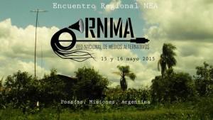 Este fin de semana se realiza en Posadas el encuentro regional de comunicación alternativa