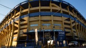 Sancionaron a Boca y el domingo jugará a puertas cerradas contra Aldosivi
