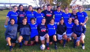 Histórico: se formó el primer seleccionado misionero de rugby femenino