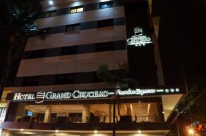 Por negocios o por placer, elegí el confort del hotel Grand Crucero en Posadas