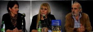 """Cecilia Britto presentó """"El arte de gerenciar el poder"""", en la Feria internacional del Libro en Buenos Aires"""