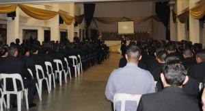Representantes de Interpol informaron sobre el sistema que conecta a la policía misionera con el mundo