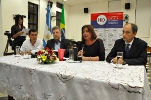 En Posadas, las calles Buenos Aires y Rivadavia podrían ser exclusivas para colectivos