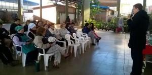 Convocan a productores del Mercado Concentrador a solicitar financiamiento para microemprendimientos