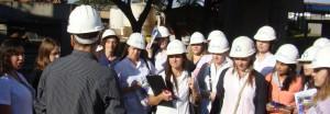 Alumnos de la UNaM se capacitaron en Samsa sobre el proceso y calidad del agua potable