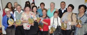 Homenajearon a enfermeros/as del Hospital Carrillo