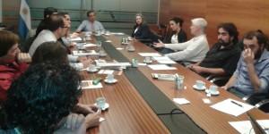 El Proyecto Yaguareté en el Ministerio de Ciencia y Tecnología de la Nación