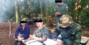 Guardaparques detuvieron a un cazador dentro del Parque Nacional Iguazú