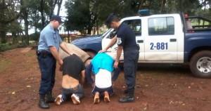 La Policía recuperó elementos robados, detuvo a un hombre y demoró a un menor en Campo Ramón