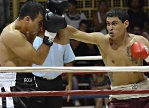 Boxeo: La Cobra Andino cayó por puntos en Córdoba