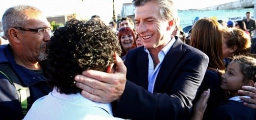"""Macri: """"Se puede gobernar de otra manera, cerca de la gente y resolviendo sus problemas"""""""