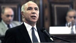 """Lorenzetti adujo """"cansancio moral"""" y planteó no asumir el nuevo mandato como presidente del cuerpo"""