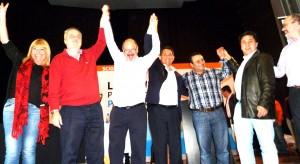 Luis Lichowski presentó su candidatura a intendente de Posadas por la Renovación