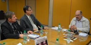 Posadas: delegación brasileña invitó a autoridades municipales a la Feria Internacional Indumóveis