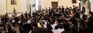 """Composiciones de autores europeos y """"negros spirituals"""" el domingo en concierto en la Catedral"""