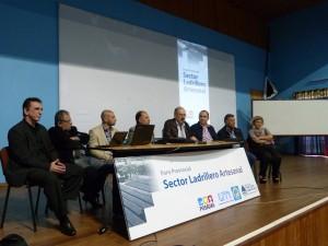 Se desarrolla el Foro Provincial del sector Ladrillero Artesanal