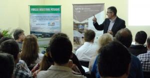 Se desarrolló un seminario con empresarios en el Parque Industrial Posadas