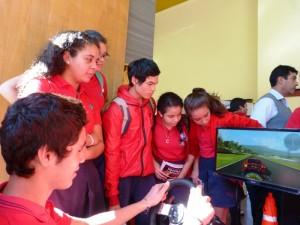 Estudiantes de tercer años de la secundaria cursarán talleres deSeguridad Vial en las escuelas