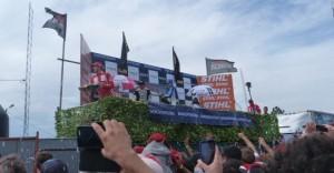 STC2000: Matías Rossi ganó de punta a punta en Oberá; Rafa abandonó tras despistar en la 8° vuelta