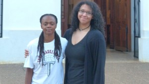 Amber y Joanna: cómo son y cómo viven las dos basquetbolistas estadounidenses de Tokio