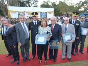 Passalacqua destacó la labor humana del personal policial en el 159 aniversario de la fuerza