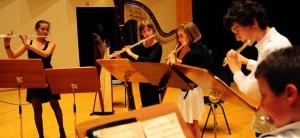 """La talentosa """"Petites Mains Symphoniques"""" será una de las grandes atracciones del Iguazú en Concierto"""