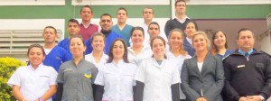 La fiscal Picazo se reunió con profesionales que trabajarán en la Unidad Penal de Loreto
