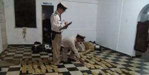 Detectaron contrabando de droga en Corrientes en medio de un intenso tiroteo y en Misiones cayó un hombre con marihuana