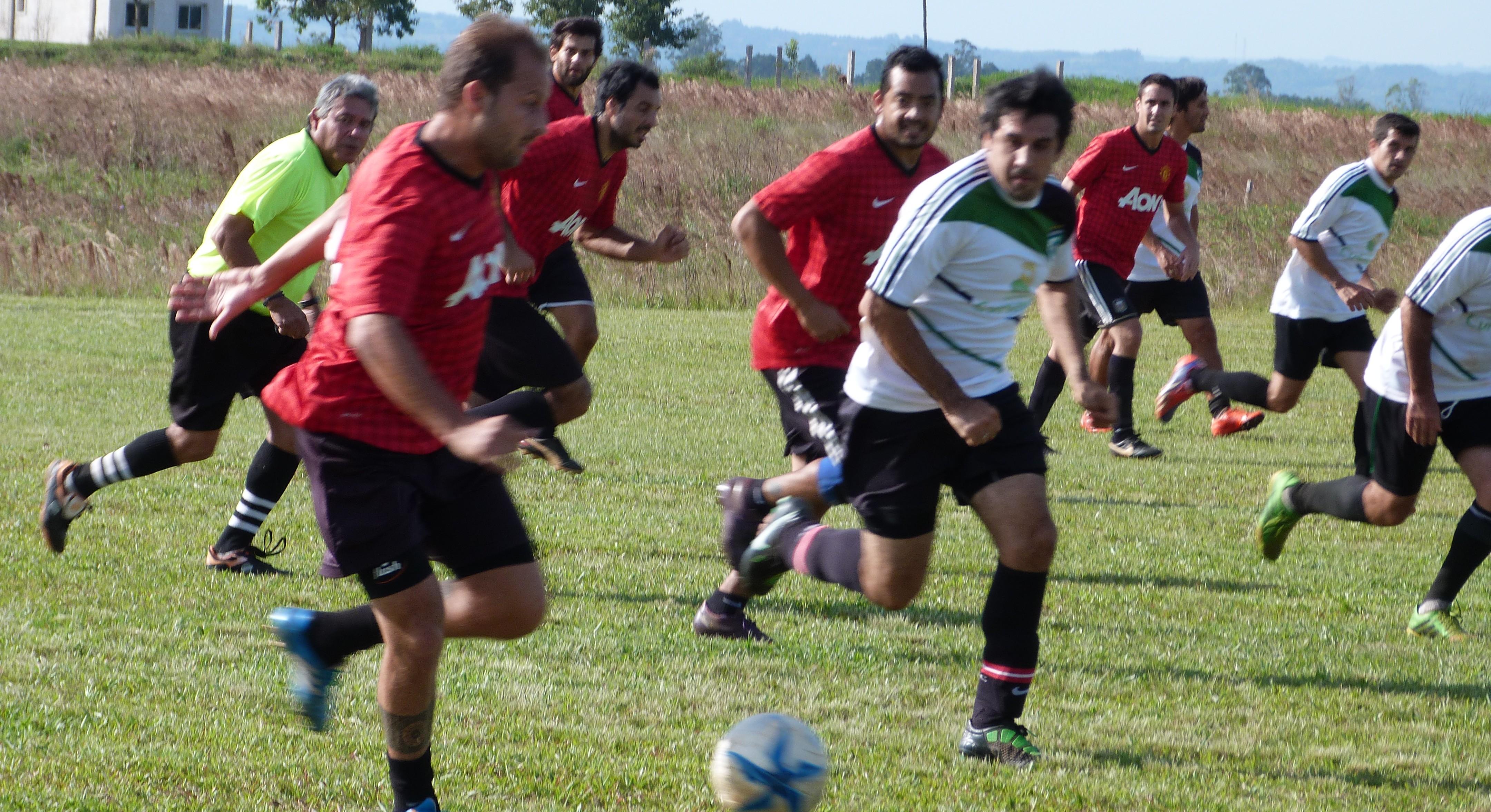 Se acerca la novena fecha de los Inter y otra tarde a puro fútbol