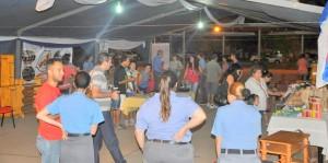 Se realizó la expo feria del Servicio Penitenciario en la Costanera de Posadas