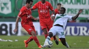 Banfield amargó al Rojo: 1 A 1 y sigue la sequía de Independiente