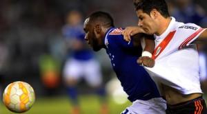Cruzeiro enmudeció al Monumental: le ganó 1 a 0 a River