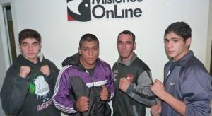 Se realizarán dos veladas de Kick Boxing este sábado en San Vicente y Corrientes