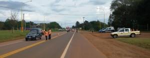 Apóstoles: 14 vehículos y 49 licencias de conducir retenidas con dos demorados en operativo vial