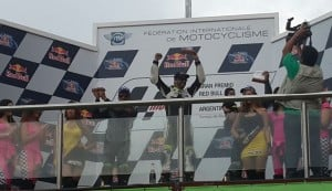 Motociclismo: Diego Zapaya y Adrián Silveira ganaron en Termas de Río Hondo