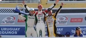 Turismo Carretera: Ardusso ganó con Dodge, seguido por Canapino-Gurí Martínez; Okulovich abandonó