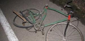 Ciclista lesionado tras ser embestido por una moto que se dio a la fuga