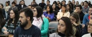 Santo Tomé: Con la clase inaugural dieron la bienvenida a los ingresantes de Medicina en la facultad Barceló