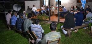 La UCR lanza candidato a intendente en Itacaruaré