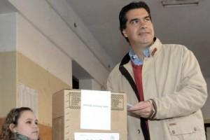 """Capitanich: """"Siempre es bueno que el pueblo se exprese en las urnas"""""""