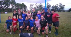 Todo listo para el primer campeonato misionero de rugby femenino que arranca este fin de semana
