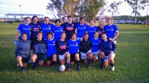 Arrancó el primer torneo de rugby femenino y CAPRI ganó sus dos partidos
