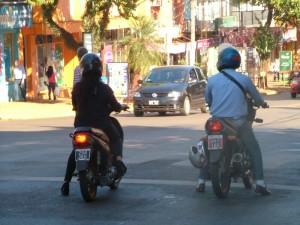 En Eldorado el 90 por ciento de los motociclistas usan casco